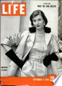 11 sep 1950