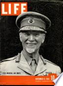8 nov 1943