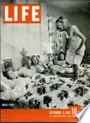 3 sep 1945