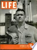 10 sep 1945