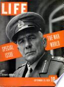 25 sep 1939